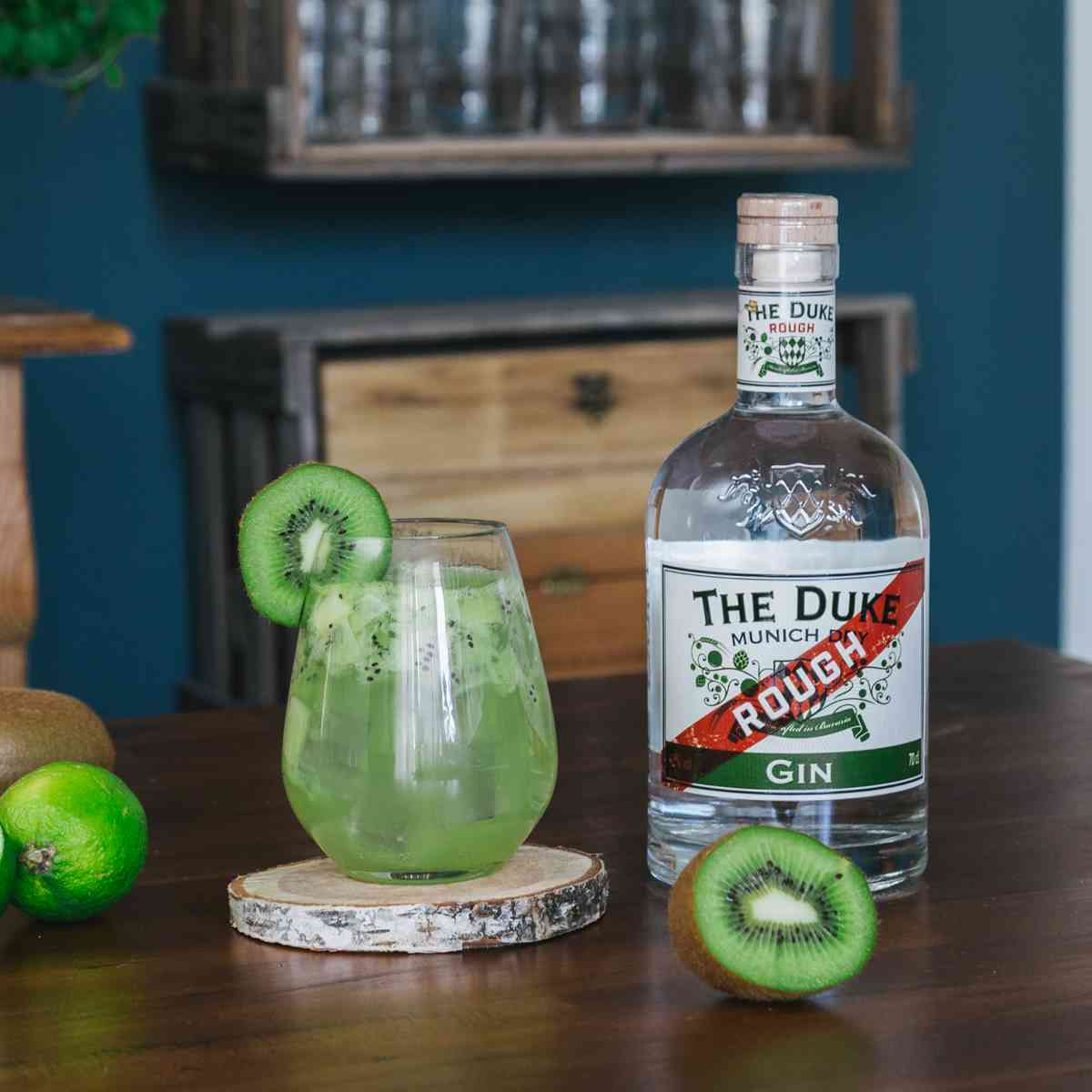 Kiwi Gin Collins - Tom Collins Variationen