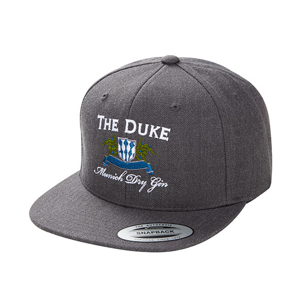 The Duke Destillerie - Snapback Cap darkgrey