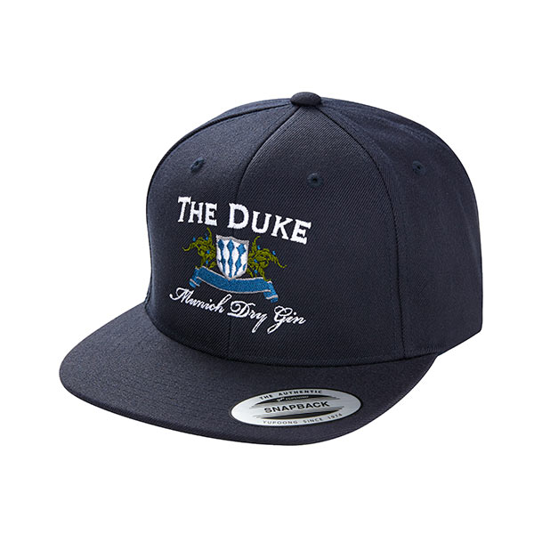 The Duke Destillerie - Snapback Cap darknavy