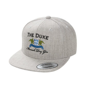 The Duke Destillerie - Snapback Cap heather