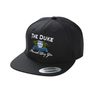 The Duke Destillerie - Snapback Cap black