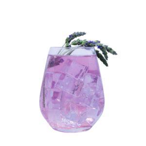 THE DUKE Tom Collins Variation Lavender Gin Collins
