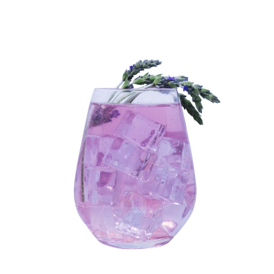 THE DUKE Tom Collins Variation Lavender Gin Collins