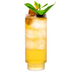 Ory Bar Signature Drink Dietmar Petri LION's Vodka