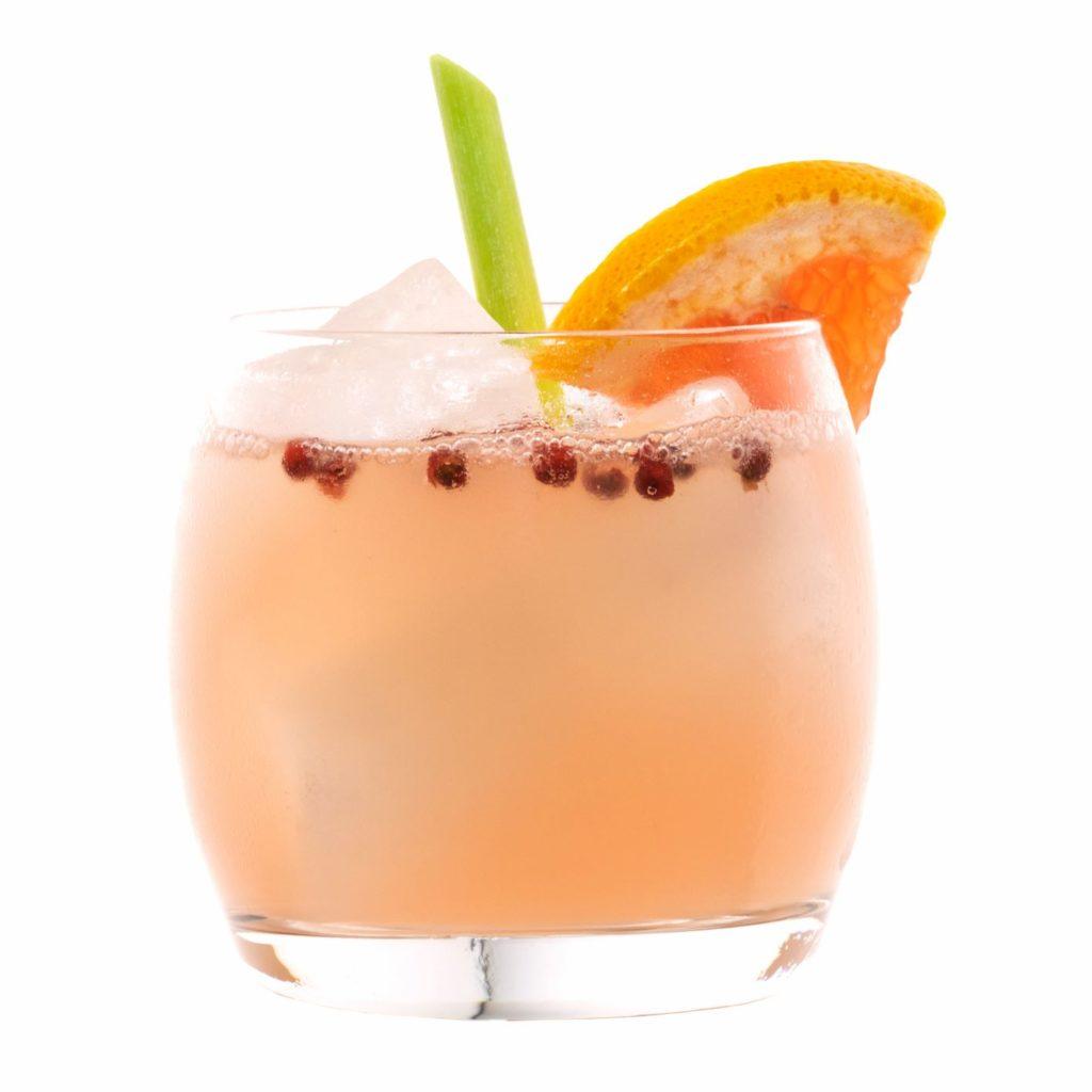 Drink mit The Duke Gin und Goldberg Tonic