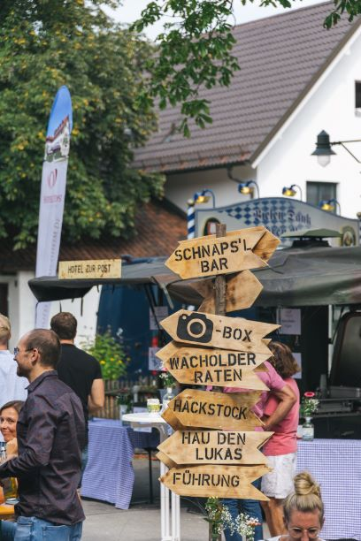 THE DUKE Destillerie - Destilleriefest 2019 in Aschheim