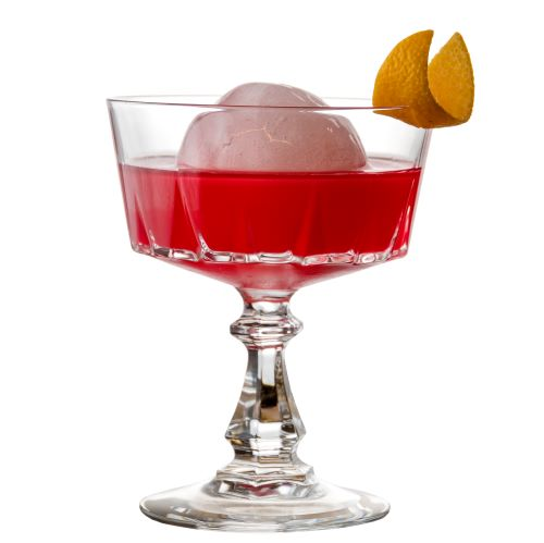 Cocktail mit THE DUKE Gin und rote Beete