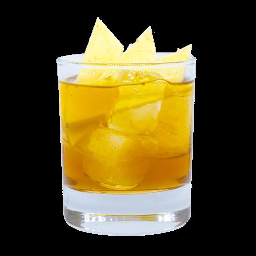 "Ingwerliqueur Drink ""Gingerlicious"" Ingwer"
