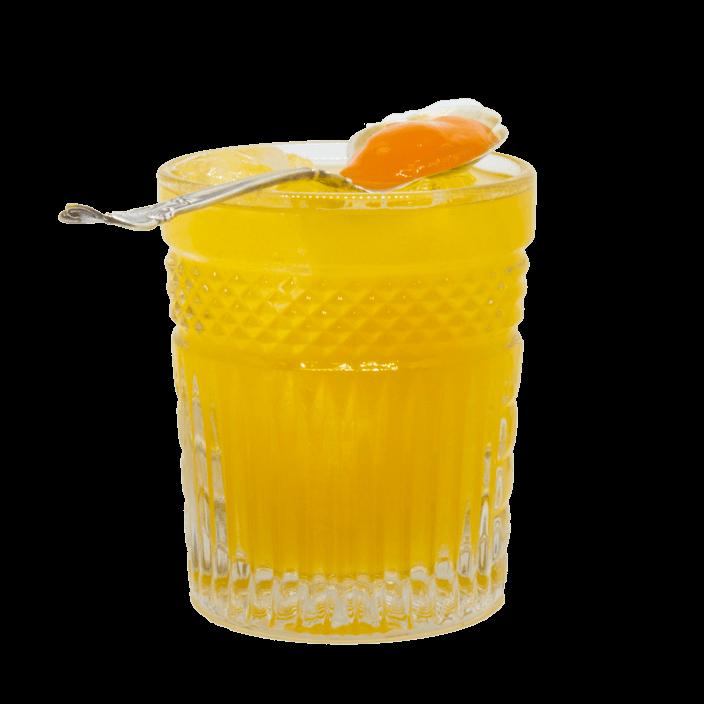 "Lions Vodka Cocktail ""Lady Marmalade"""
