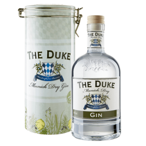 THE DUKE Munich Dry Gin und Metalldose