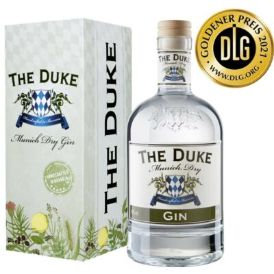 The Duke Gin 0,7l mit Geschenk Karton