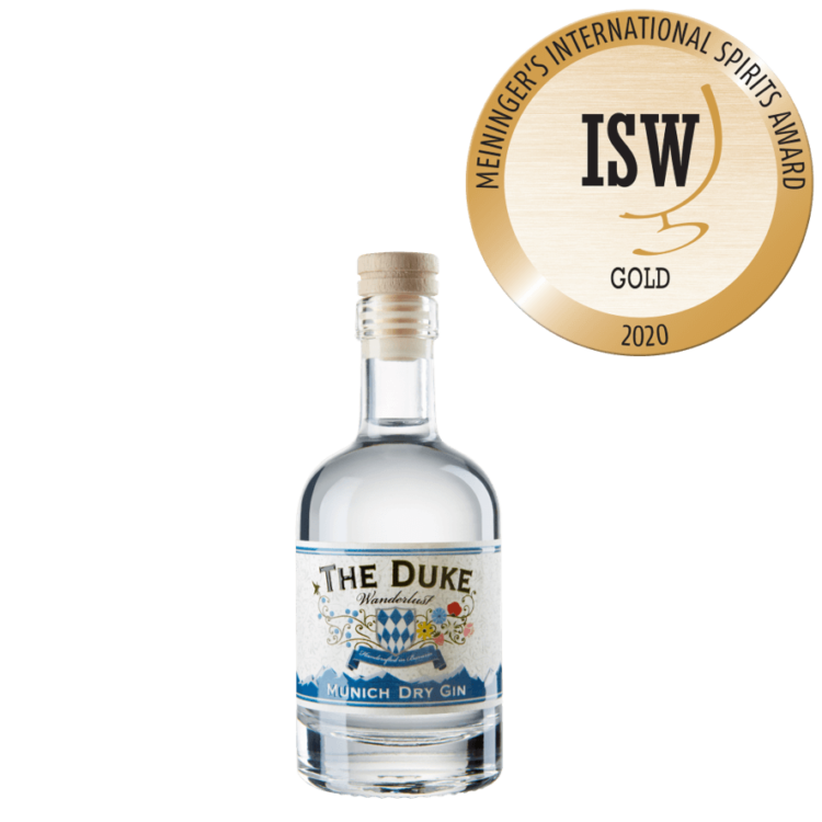 THE DUKE Wanderlust Gin 10cl