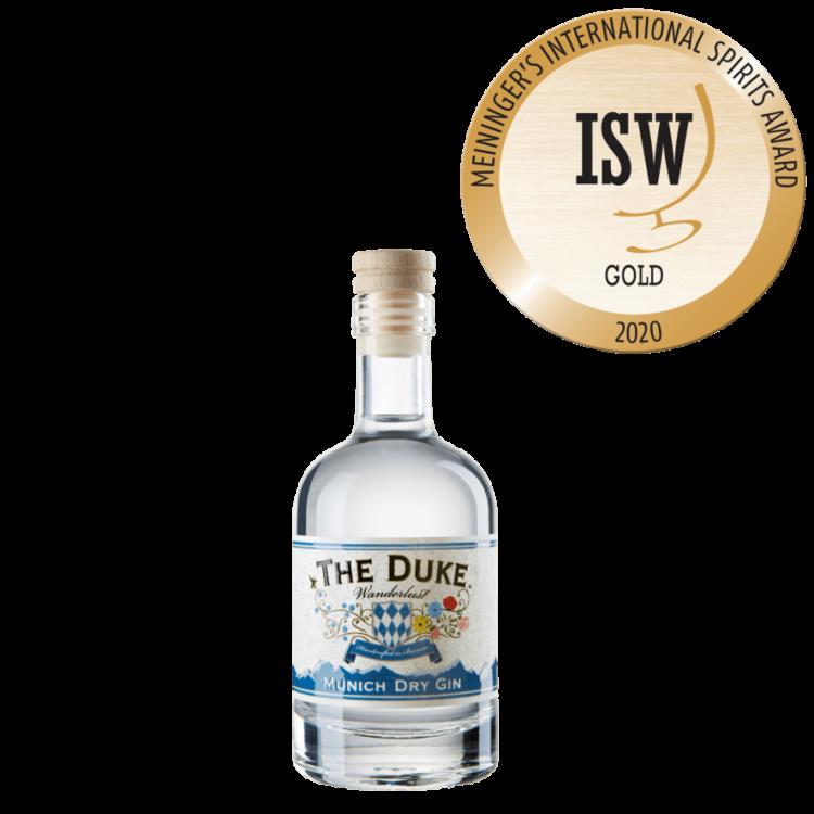 THE DUKE Wanderlust Gin Mini