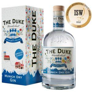 THE DUKE Wanderlust Gin 0,7l mit Geschenkverpackung