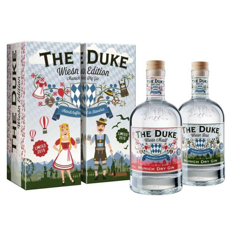 THE DUKE Munich Dry Gin - Limitierte Oktoberfest Edition