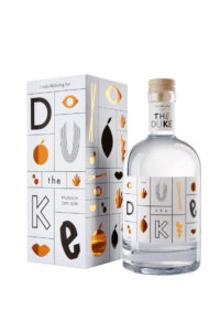 Kunstedition THE DUKE Gin - Linda Nuebling