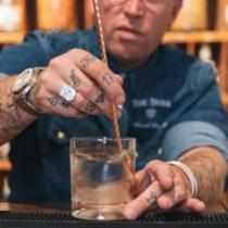 Drink mit LION's Vodka von Brand Ambassador Guy