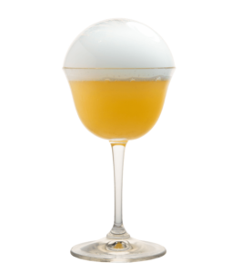 Cocktail mit THE DUKE Gin und Jasmin Tee