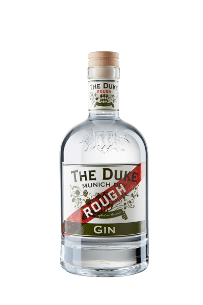 Flasche THE DUKE Rough Gin - THE DUKE Munich Dry Gin