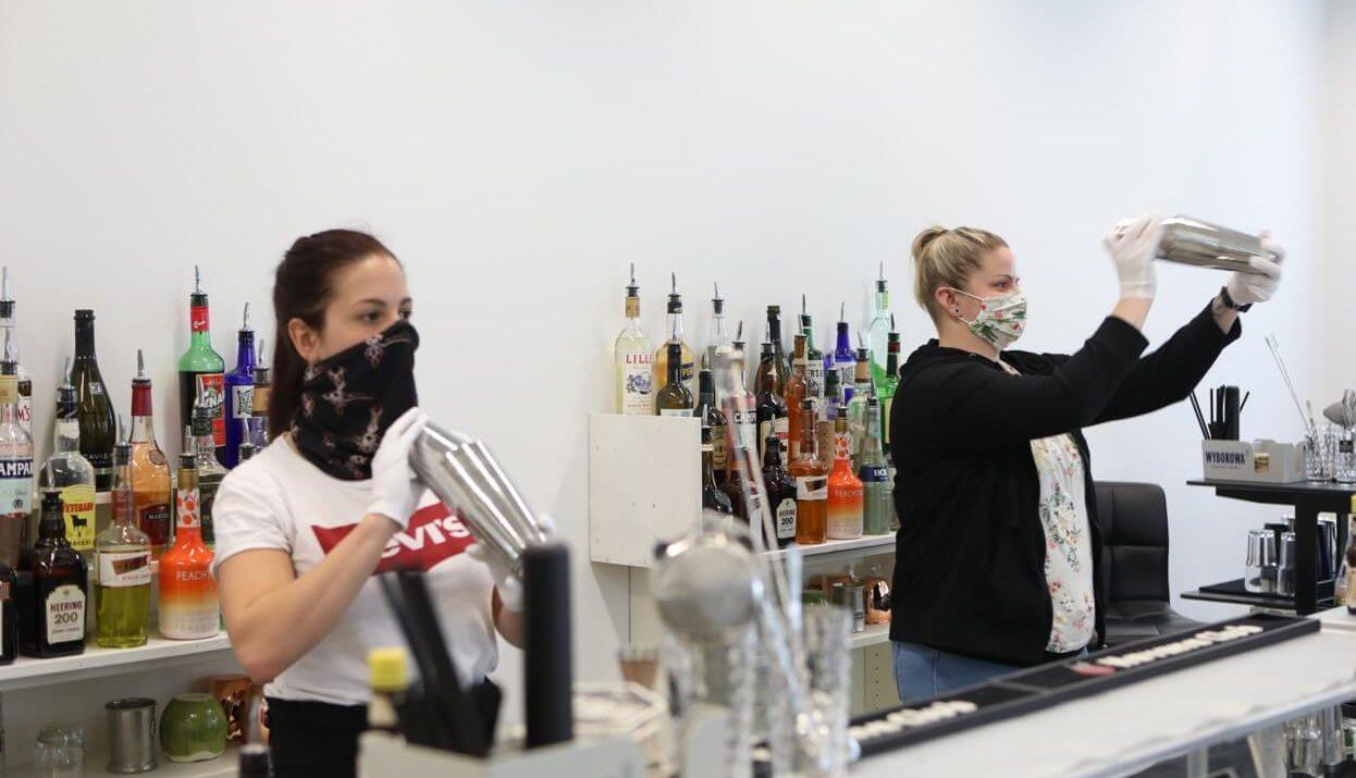 Ausbildung in der Barschule München