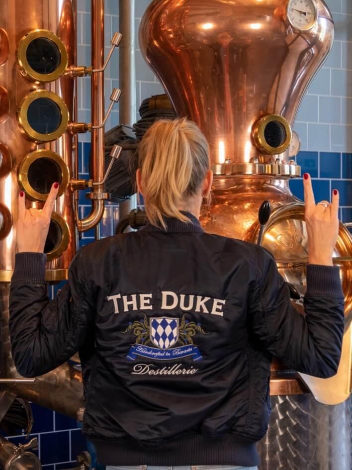 Mitarbeiter THE DUKE Destillerie - Team