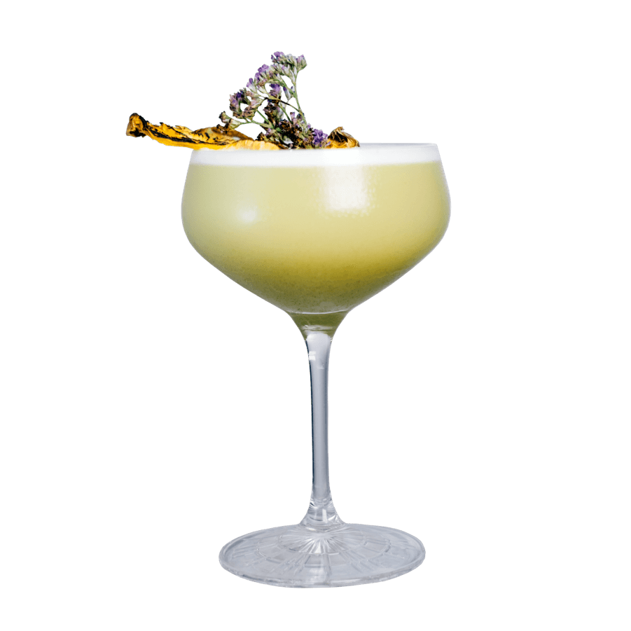 Signature Drink von Dustin Heimsoth mit THE DUKE Wanderlust Gin